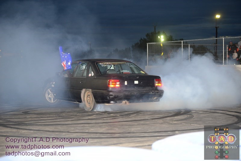 Steel City Burnout Comp April 2013